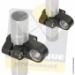 Filoir simple de chandelier - Fixation Tube 25mm