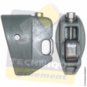 Embout 3114 pour barre de flèche Z65-Z80-Z95 - Gréement Continu