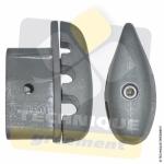 Embout 3109 pour barre de flèche Z240 - Gréement Continu