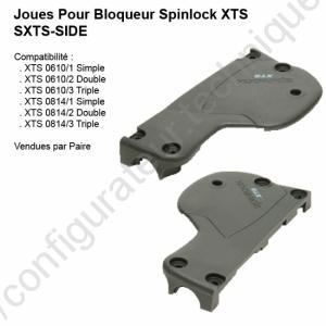 Joues pour Bloqueur Spinlock XTS (Paire)